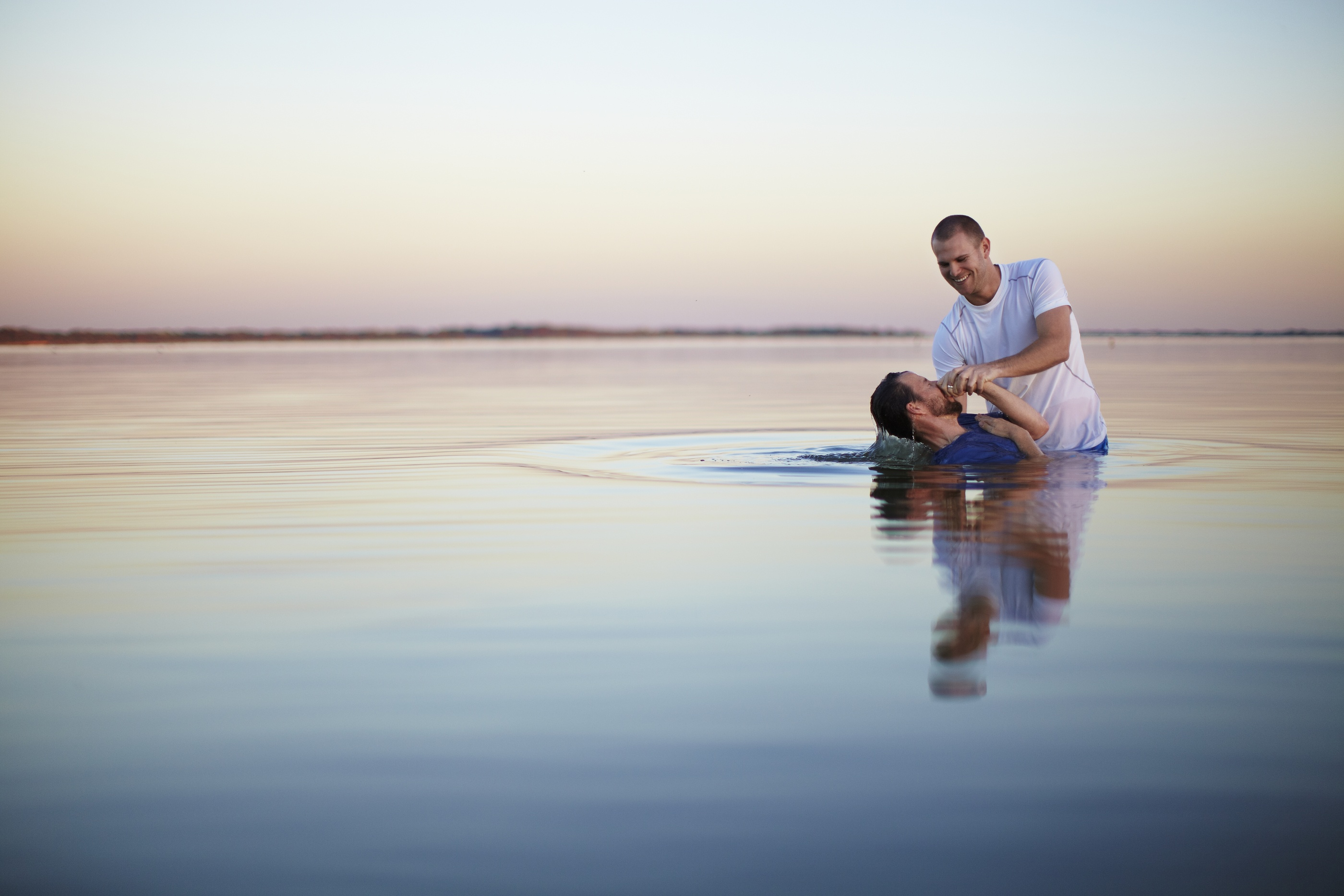 What Is Christian Baptism?