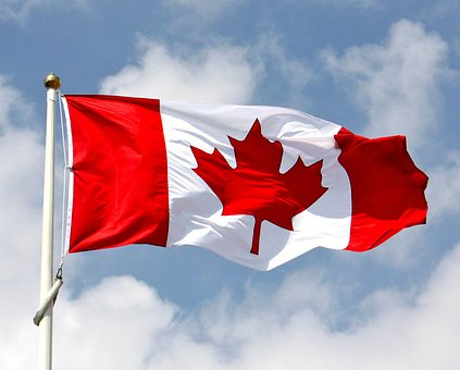 Canada Day.  Praying for those in Authority.