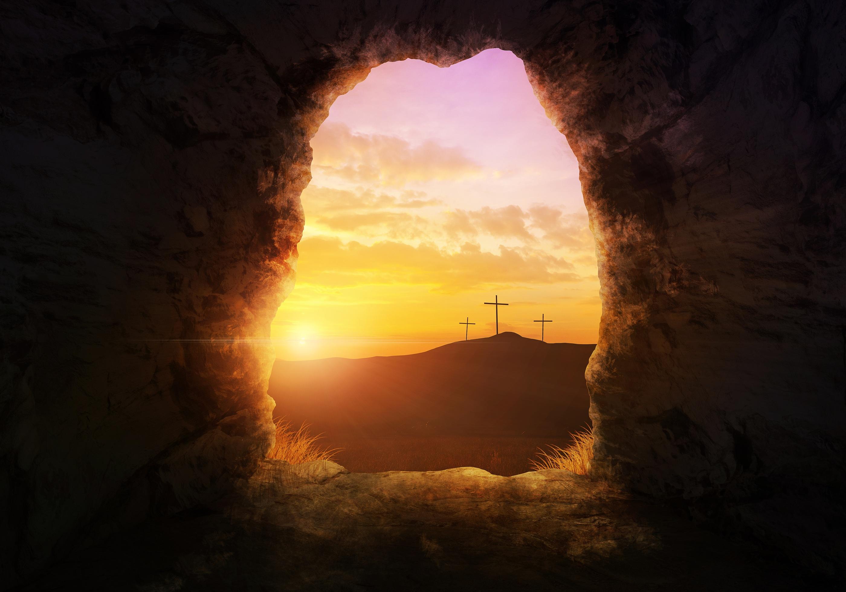 A Glimpse of the Risen Savior